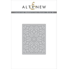 Altenew Die Set - Layered Medallions Cover B