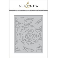 Altenew Die Set - Layered Blossom Cover B