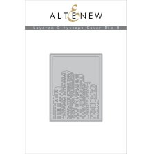 Altenew Die Set - Layered Cityscape Cover B
