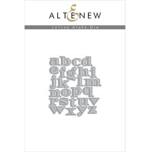 Altenew Die Set - Inline Alpha