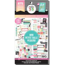 Me & My Big Ideas Create 365 MINI Sticker Value Pack - Mini Productivity