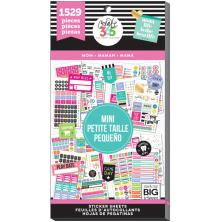 Me & My Big Ideas Create 365 MINI Sticker Value Pack - Mini Mom Job