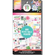 Me & My Big Ideas Create 365 MINI Sticker Value Pack - Mini Choose Happy