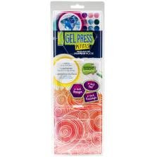 Gel Press Gel Petites 3/Pkg - Oval