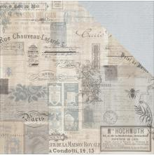 Kaisercraft Romantique Double-Sided Cardstock 12X12 - R.S.V.P.