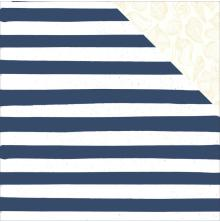 Kaisercraft Summer Splash Double-Sided Cardstock 12X12 - Beach Towel