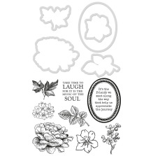 Kaisercraft Dies & Stamps - Floral