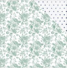 Kaisercraft Wandering Ivy Double-Sided Cardstock 12X12 - Province