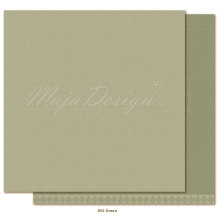 Maja Design Monochromes 12X12 Shades of Winterdays - Green