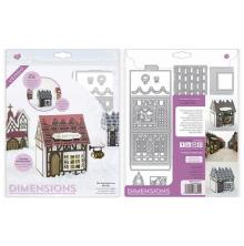 Tonic Studios Dimensions Tudor Town Die Set - Toy Emporium 1855E