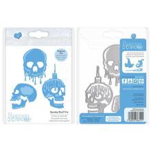 Tonic Studios Rococo Halloween - Spooky Skull 1819E