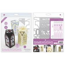Tonic Studios Dimensions - Cathedral Gift Box 1840E