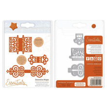 Tonic Studios Essentials My Moments - Decorative Hinges 714E