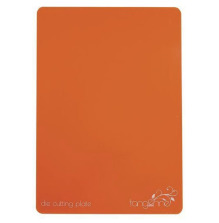 Tonic Studios Tangerine Plates - Orange Cutting Plate 142E