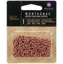 Prima Frank Garcia Memory Hardware Chain 2yd - Montagnac Cord/Copper