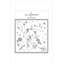Altenew Stencil 6X6 - Splatter