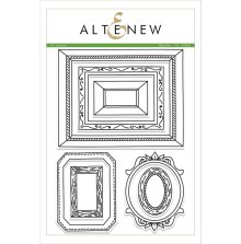 Altenew Clear Stamps 6X8 - Framed