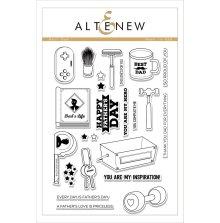 Altenew Clear Stamps 6X8 - Best Dad