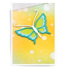 Birch Press Die - Genevieve Butterfly Layer Set