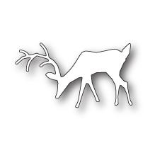 Poppystamps Die - Morning Deer