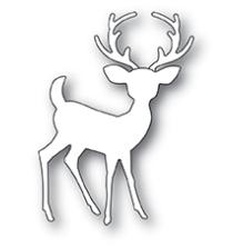 Poppystamps Die - Surprise Deer