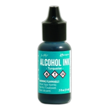 Tim Holtz Alcohol Ink 14ml - Turquoise
