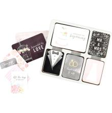 Project Life Core Kit - Modern Wedding