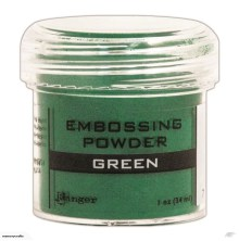 Ranger Embossing Powder 34ml - Green