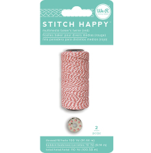 We R Memory Keepers Stitch Happy Twine - Red