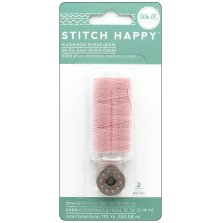 We R Memory Keepers Stitch Happy Thread - Pink