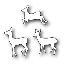 Memory Box Die - Valley Deer Trio