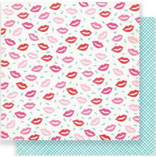 Crate Paper Main Squeeze Double-Sided Cardstock 12X12 - Smooch