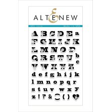 Altenew Clear Stamps 4X6 - ASL Love