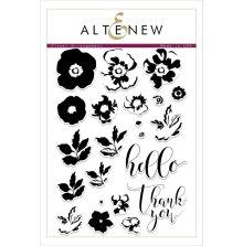 Altenew Clear Stamps 6X8 - Flower Arrangement