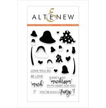 Altenew Clear Stamps 4X6 - Love You So Mush