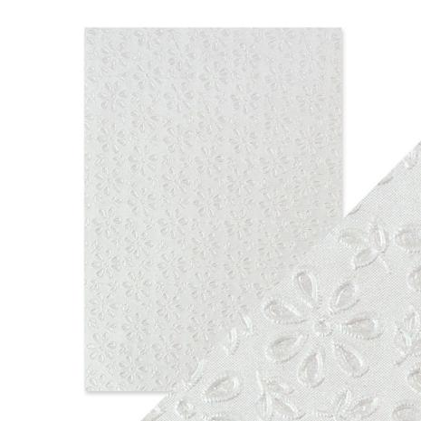 Tonic Studios Craft Perfect Handmade Papers - English Lace