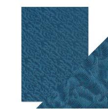 Tonic Studios Craft Perfect Handmade Papers - Deep Sea Dive