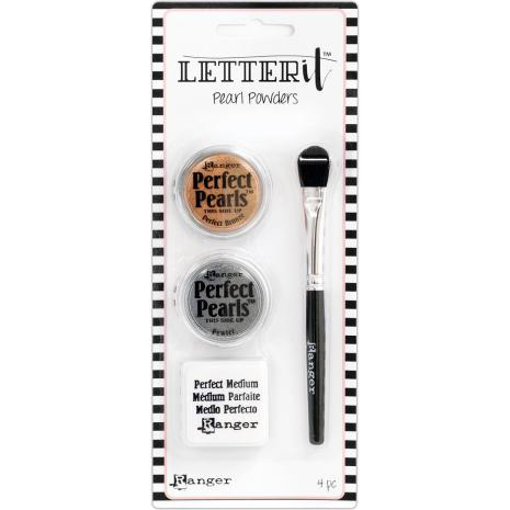Ranger Letter It Pearls Powder - Set 1