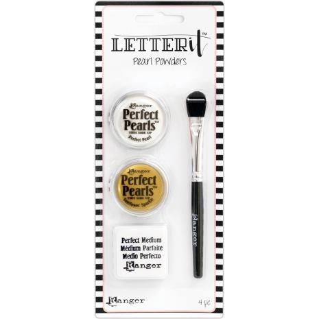 Ranger Letter It Pearls Powder - Set 2