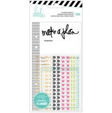 Heidi Swapp Memory Planner Inserts With Stickers - Events