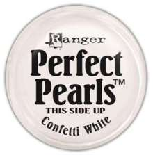 Ranger Ink Perfect Pearls Pigment Powders - Confetti White