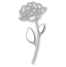 Poppystamps Die - Rose Stem