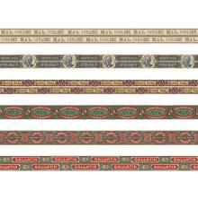 Tim Holtz Idea-Ology Design Tape 6/Pkg - Humidor