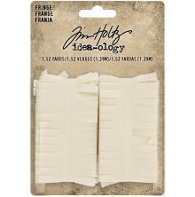 Tim Holtz Idea-Ology Tissue Fringe 1.52yds - Cream