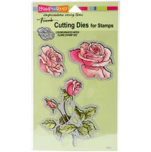 Stampendous Dies - Rose Garden