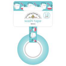 Doodlebug Washi Tape 15mmx12yd - Takeout