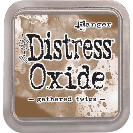 Tim Holtz Distress Oxides Ink Pad - Gathered Twigs