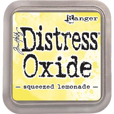 Tim Holtz Distress Oxides Ink Pad - Squeezed Lemonade