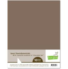 Lawn Fawn Cardstock Pack - Chocolate Bar