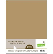 Lawn Fawn Cardstock Pack - Paper Bag